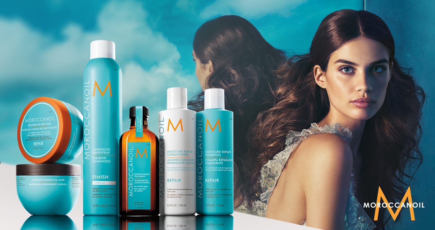 Moroccan Oil Banner