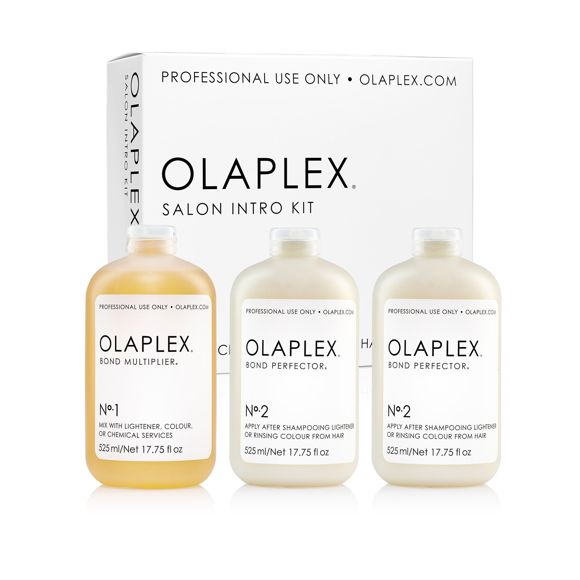 Olaplex Line. Up